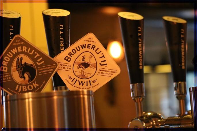 Brouwerij 't IJ Amsterdam Netherlands