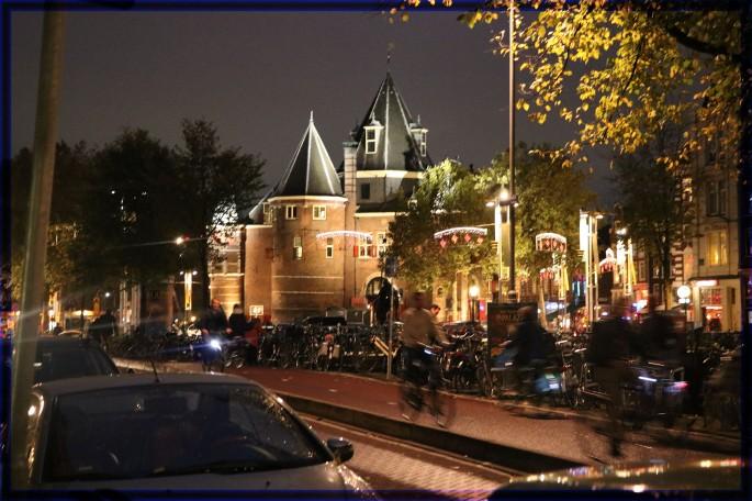 Red Light District Amsterdam Netherlands