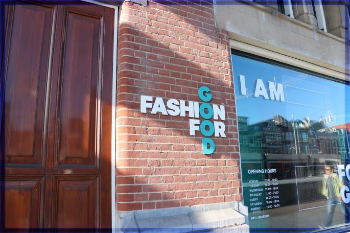 Fashion for Good Amsterdam Netherlands