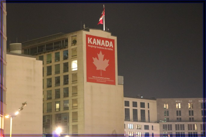 Canadian Embassy Berlin Germany