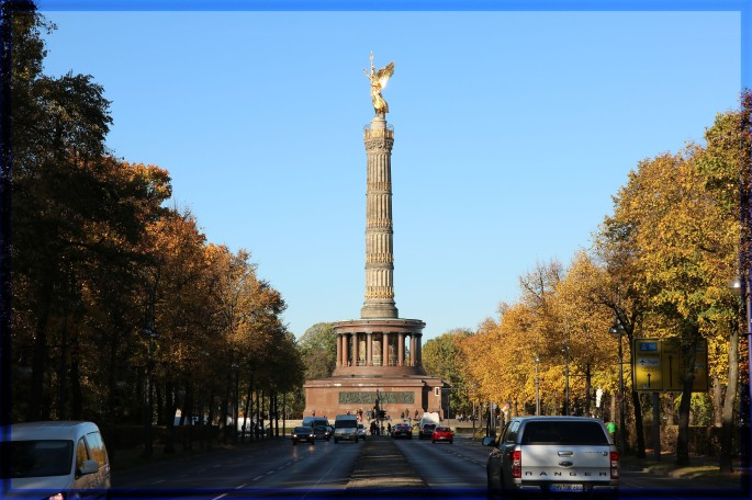 Victory Column Berlin Germany