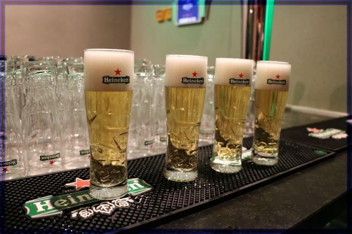 Heineken Experience in Amsterdam Netherlands