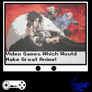 Gaming Anime