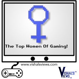 Women Of Gaming